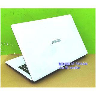 ASUS X550LD i5-4210U 4G 240SSD DVD Independent Video Card 15inch laptop ''sendfar second hand'' 聖發二手筆電