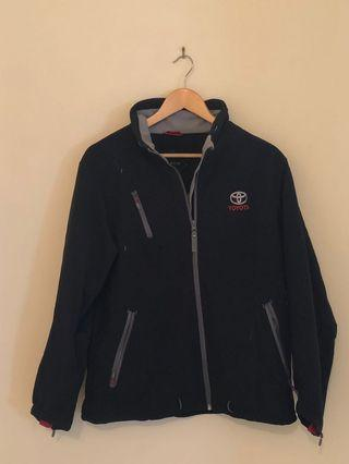 Soft shell waterproof warm jacket