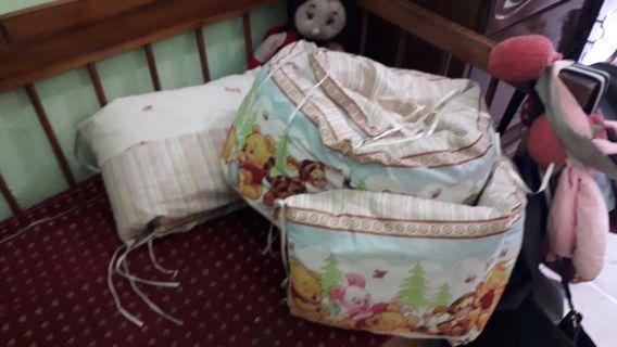 bantal bumper keranjang bayi