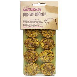 🚚 Boredom Breaker Shrimp Cookie for Small Animals