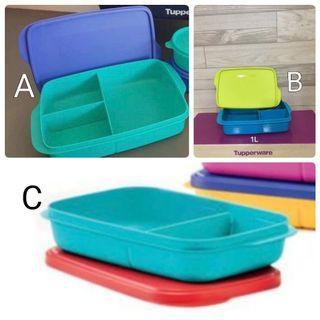 Tupperware Lunch Box 1L(1)