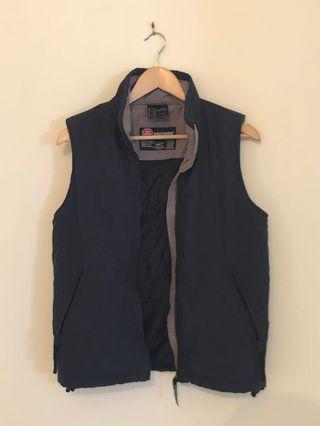 Vintage Navy Vest Snowgum