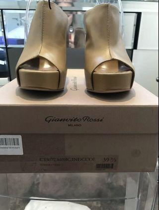 Gianvito Rossi Mules - New and Unworn