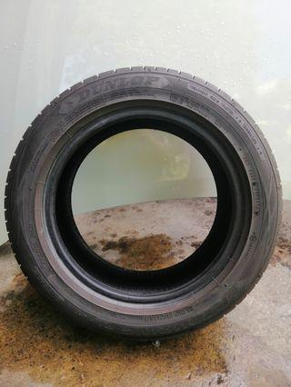 Used DUNLOP SP TOURING R1 195/55R15