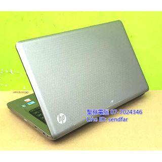 HP G62 i5-560M 4G 250G DVD Independent Video Card 15inch laptop ''sendfar second hand'' 聖發二手筆電