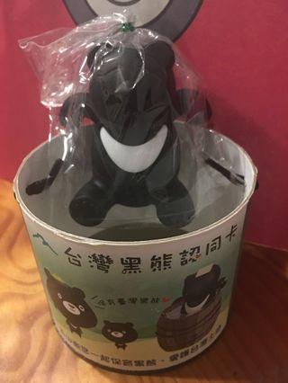 台灣黑熊 喔熊 茶葉泡茶器
