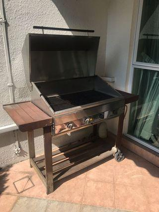 Bbq barbecue pit gas #EndgameYourExcess