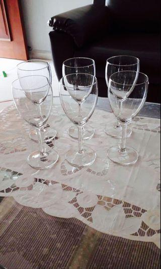 Festive Drinking Glass
