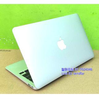 APPLE Macbook Air A1370 Core2Duo 1.4G 2G 128SSD Independent Video Card 11inch laptop ''sendfar second hand'' 聖發二手筆電