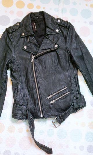 AN--Natasha Leather Jacket