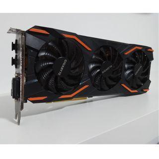 Gigabyte GTX 1080 Windforce OC