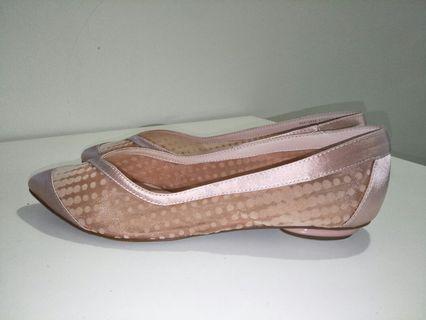 Flats/covered/ballerina