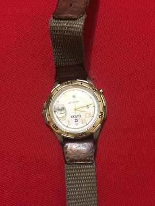 Guess 男生手錶