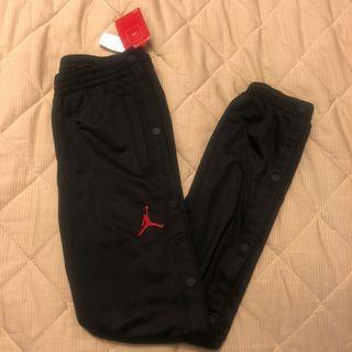 Jordan tear away trackpants