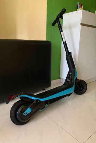 JD Bug Sport Blue Electric Scooter