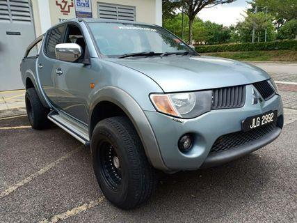 Triton 2.5 auto sport 2009