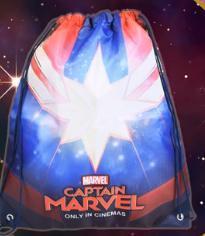 Marvel 隊長 限定 索繩背囊 復仇者聯盟
