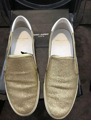 Saint Laurent Slip On Shoes - Worn 3 Times