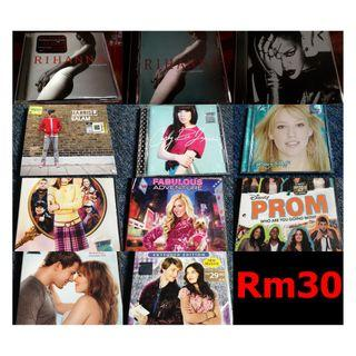 Music Movie Cd, Vcd, Dvd To Let Go : Each Rm30