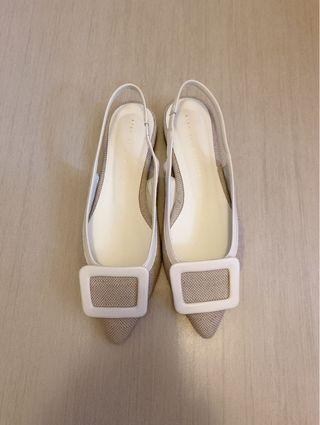Korea flat shoes 100%new size 37/240