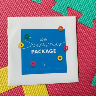BTS 2018 SUMMER PACKAGE DVD