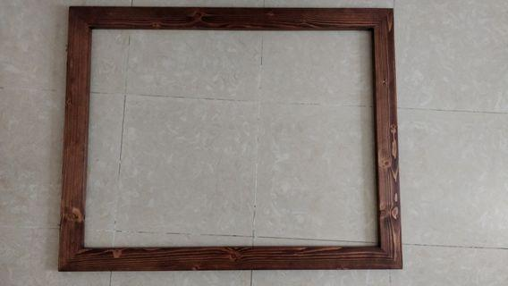 Canvas Frame - without back panel for DIY