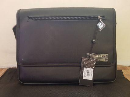 Want to sell PLAYBOY messenger bag