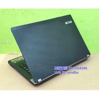 New Battery ACER TM8473TG i5-2410M 8G 500G DVD Independent Video Card 14inch laptop ''sendfar second hand'' 聖發二手筆電