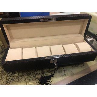 🚚 手錶收藏盒(型號6W-BX)