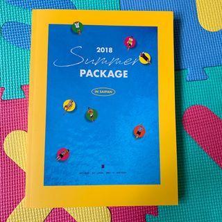 BTS 2018 SUMMER PACKAGE PHOTOBOOK