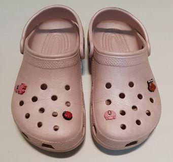 Crocs Dusty Pink Size 35
