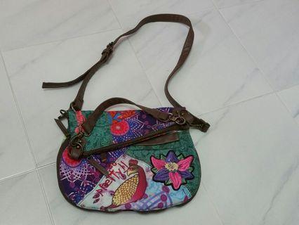 🚚 Desigual Bag shoulder cross body sling tote