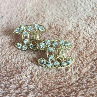 🚚 NA Chanel Earring