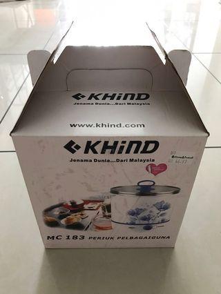 Multicooker Brand Khind