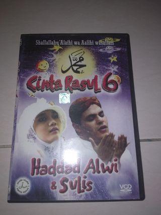 Cinta Rasul vol 6 Haddad Alwi dan Sulis