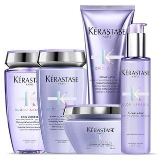 kerastase new blonde haircare line