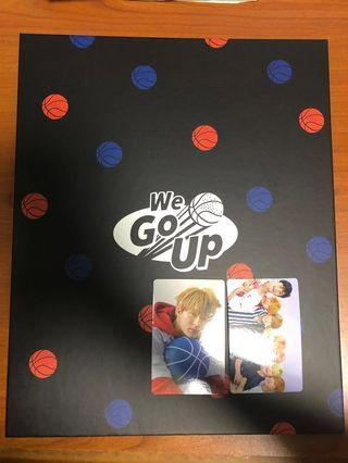 Nct Dream we go up Jeno binder