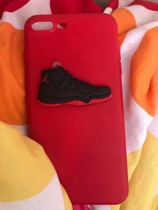 AIR JORDAN CASE FOR IPhone 7 +/ 8 +