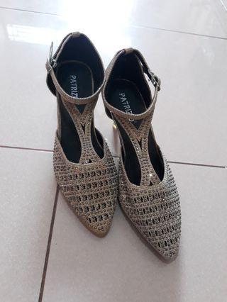 Sepatu pengantin // sepatu nikahan // high heels