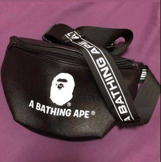 BAPE SLING BAG #EndgameYourExcess