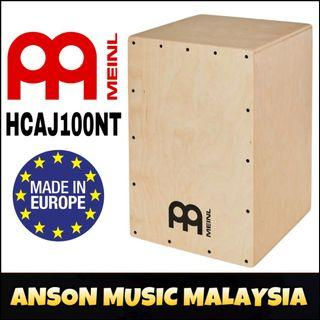Meinl Percussion HCAJ100NT Headliner Series Snare Cajon
