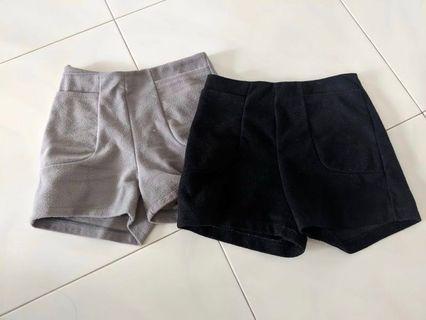 Wool shorts #EndgameYourExcess