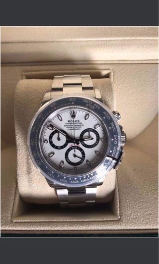 Buying Rolex Daytona Ceramic 116500LN