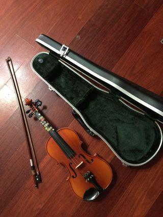 1/2 二分之一小提琴