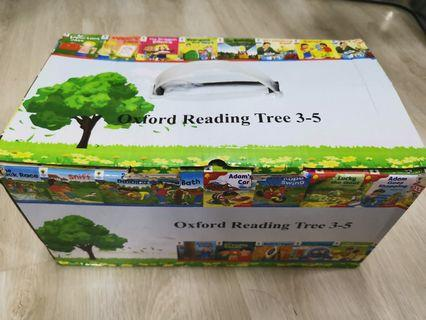 Oxford reading tree 120 books stage 3-5