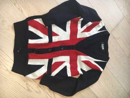 男童外套4件(100-120cm )