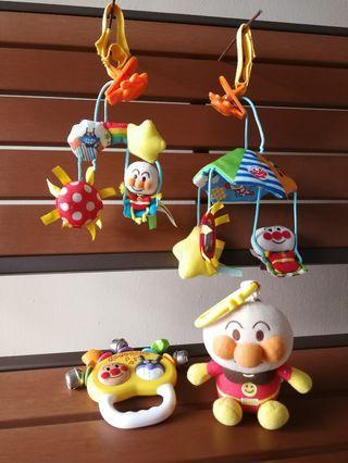 Toys - Anpanman Hero Collection