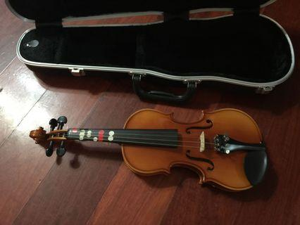 1/4 四分之一 小提琴