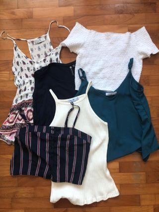 tops 3 for $15