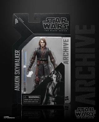 (Pre-order)Star Wars: The Black Series Archive Collection Anakin Skywalker (Revenge of the Sith)